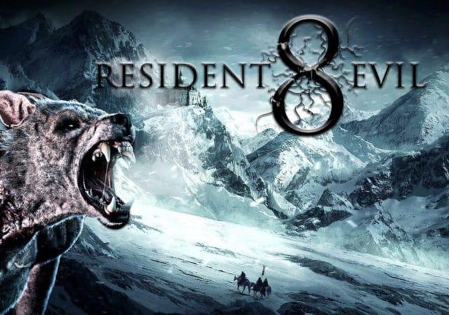 Resident Evil 8 loup garou