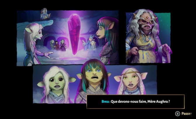 The Dark Crystal : Age of Resistance - Tactics