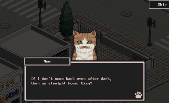 A Street Cat's Tale maman