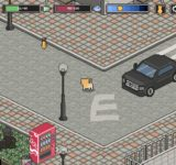 A Street Cat's Tale rue voiture