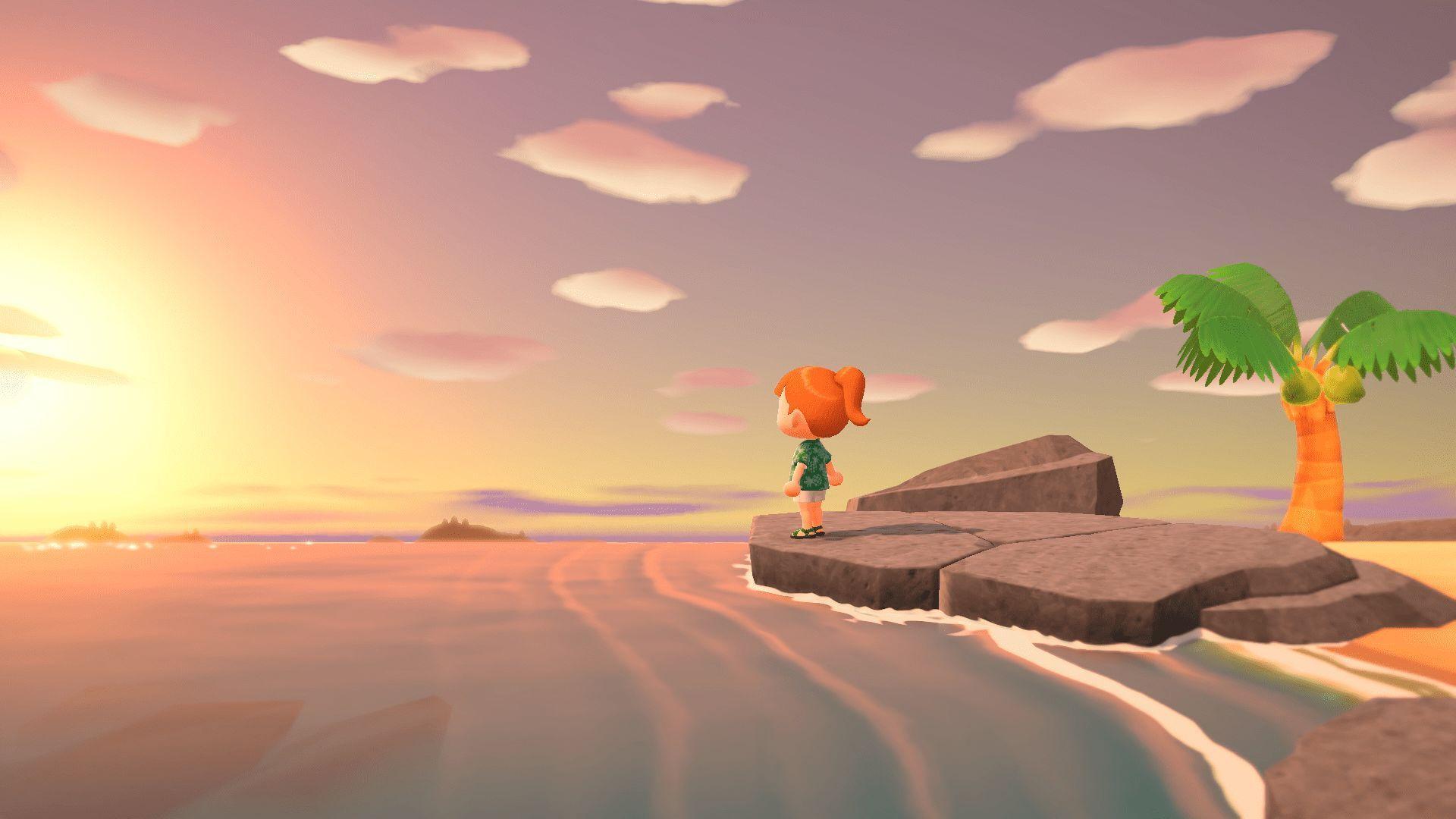 Animal Crossing New Horizons, l'une des sorties jeux vidéo majeures de mars 2020