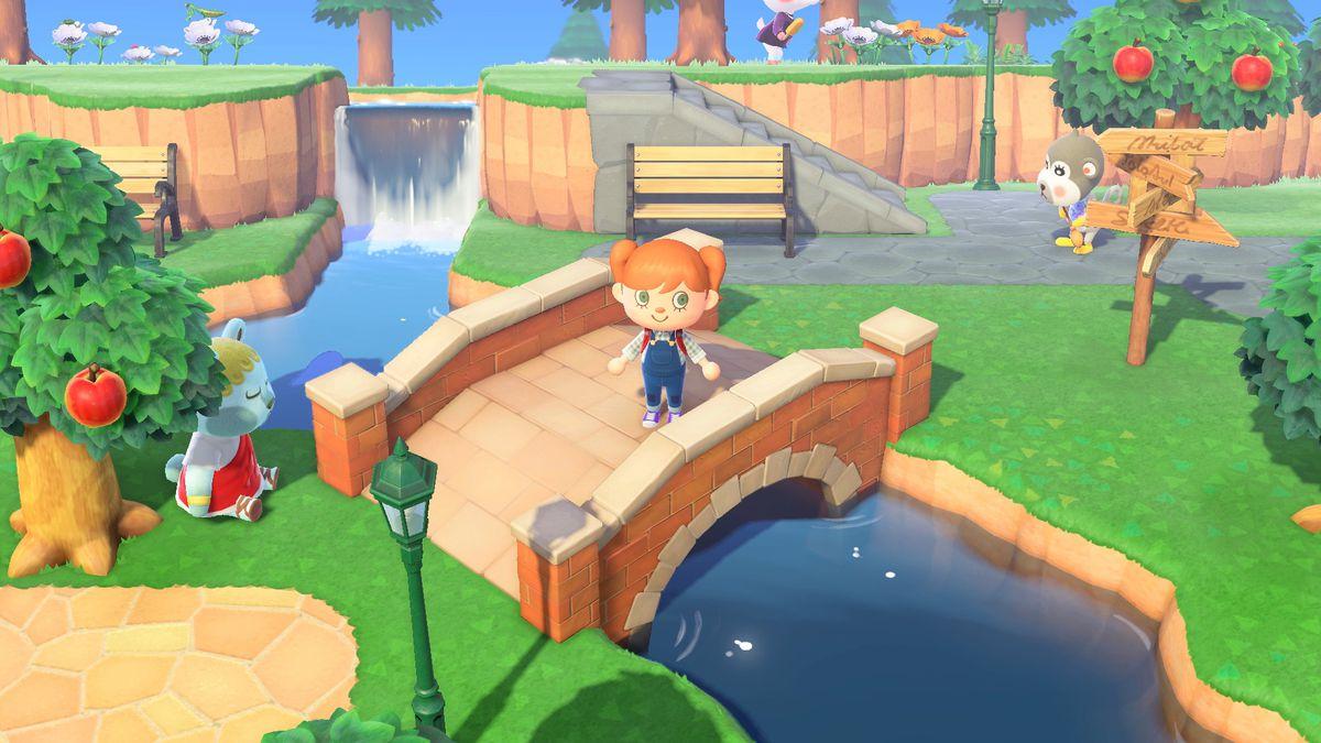Animal Crossing: New Horizons - pont entre héritage et modernité