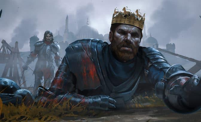 Chivalry II roi