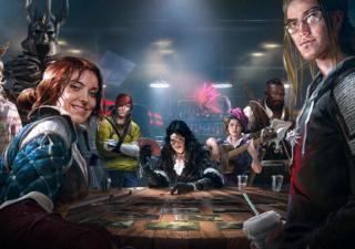 GWENT jeu de cartes