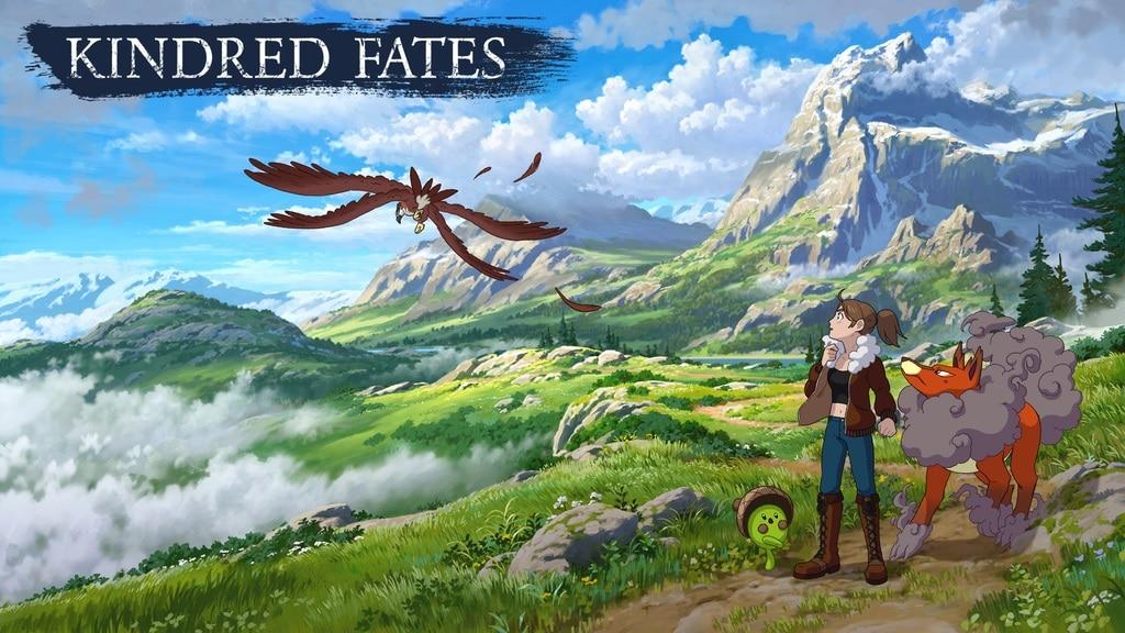 Kindred Fates - Nouveau monde