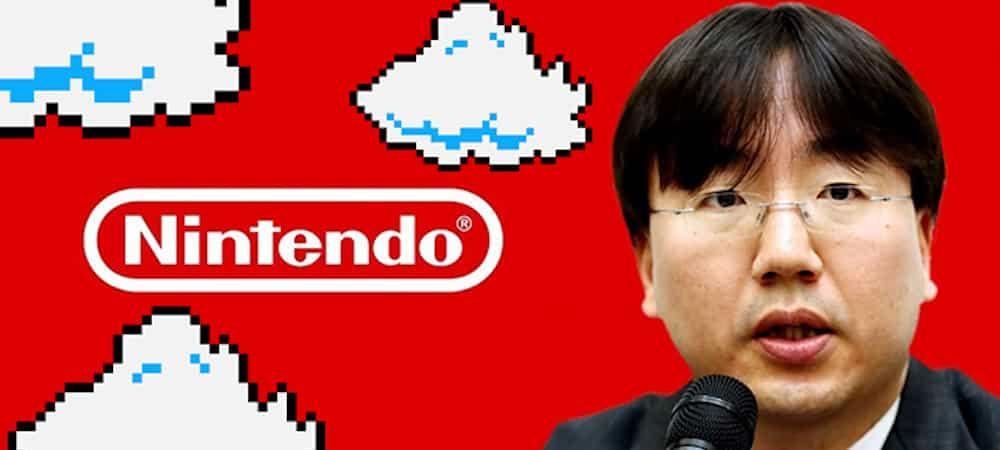 Shuntaro Furukawa, le président actuel de Nintendo met fin aux rumeurs d'une Switch Pro