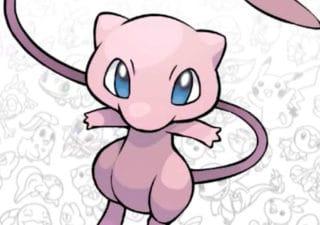 Pokémon Masters - Mew