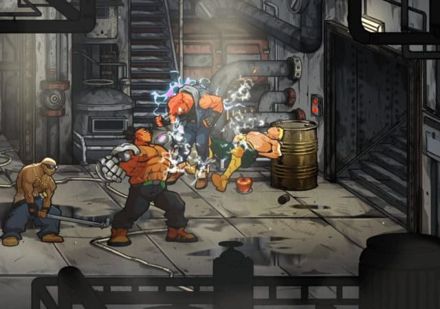 Streets of Rage 4 Floyd