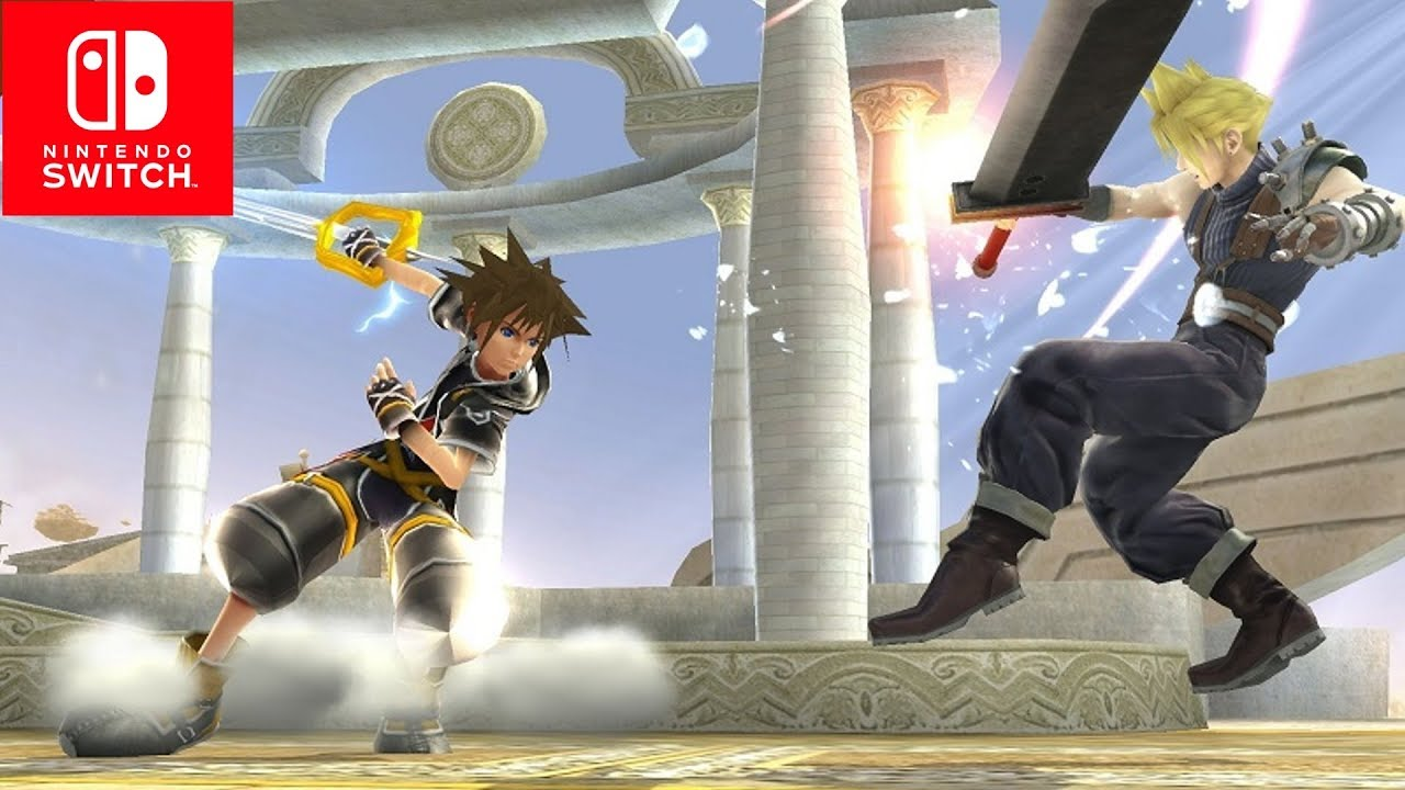 Super Smash Bros. Ultimate - Sora