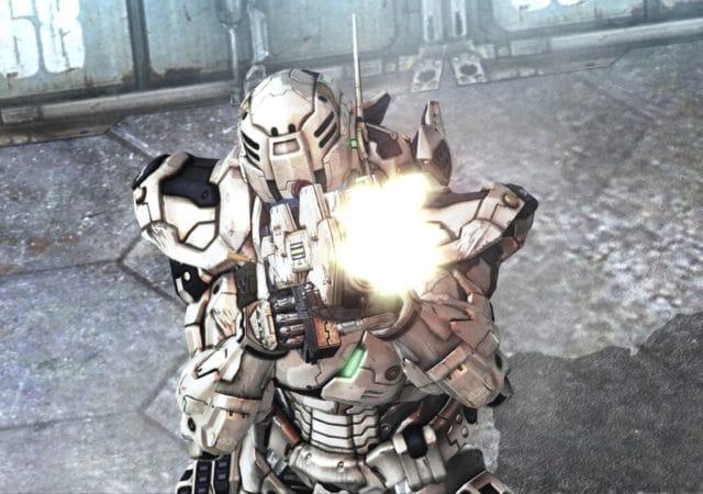 Test du jeu Vanquish sur PlayStation 4