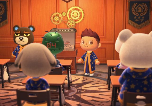 Animal Crossing: New Horizons sur Switch