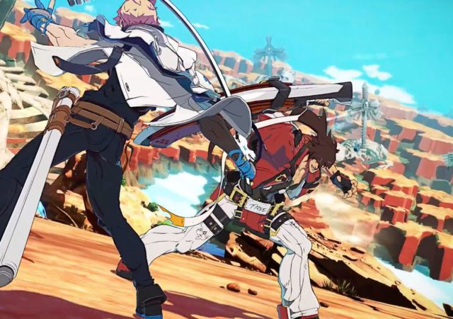 Arc System Works - Guilty Gear
