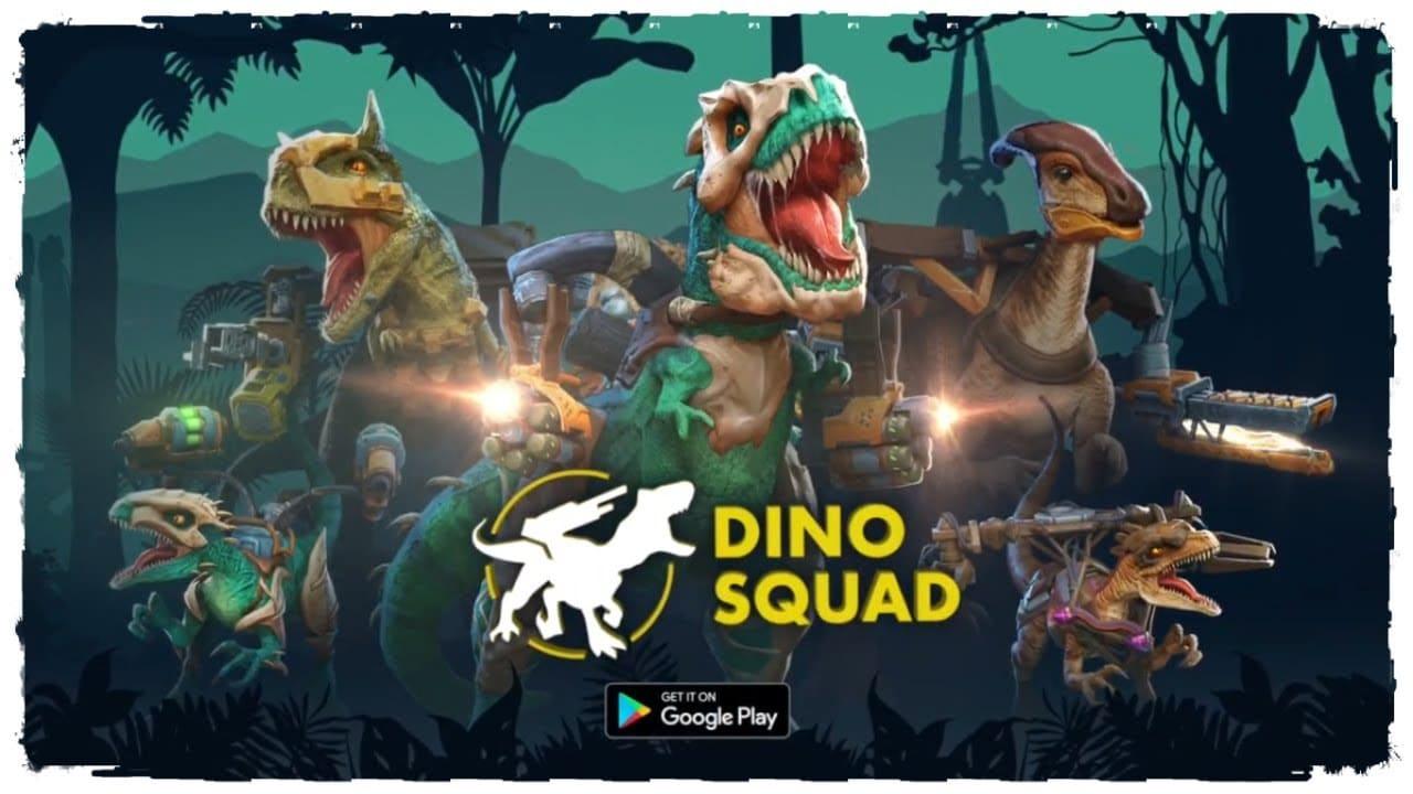 Dino Squad logo