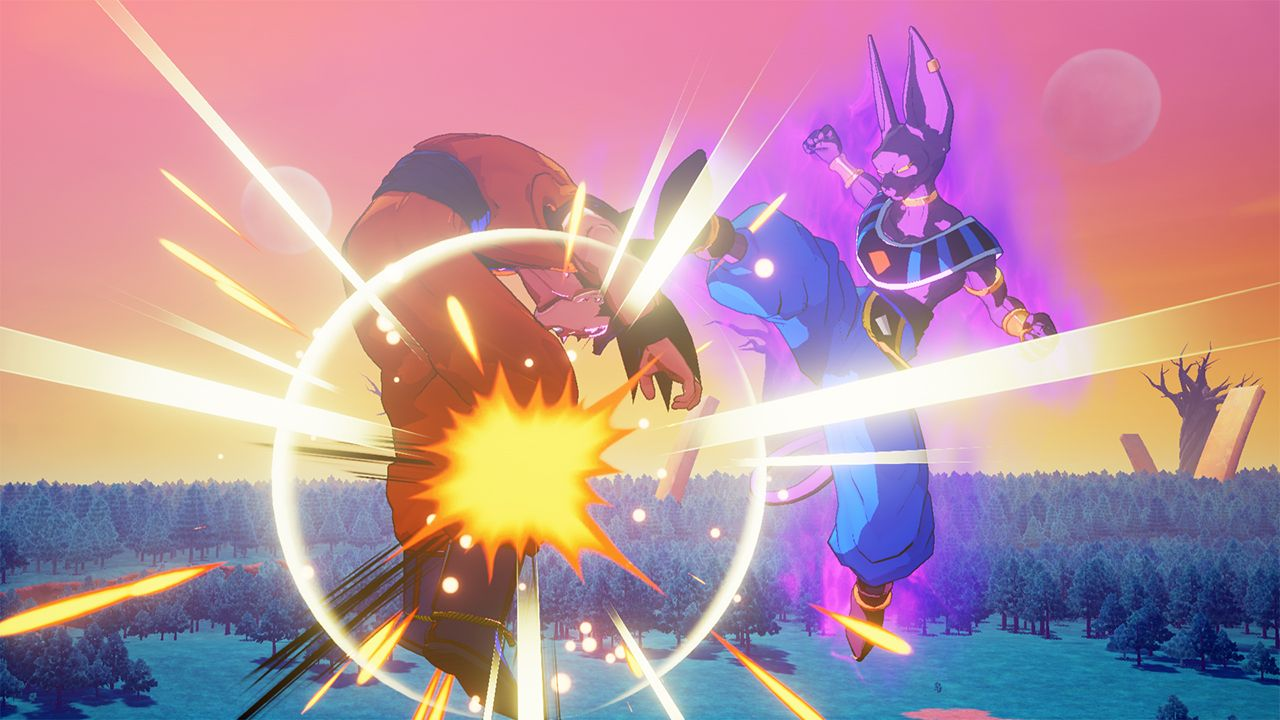 Dragon Ball Z Kakarot- Beerus