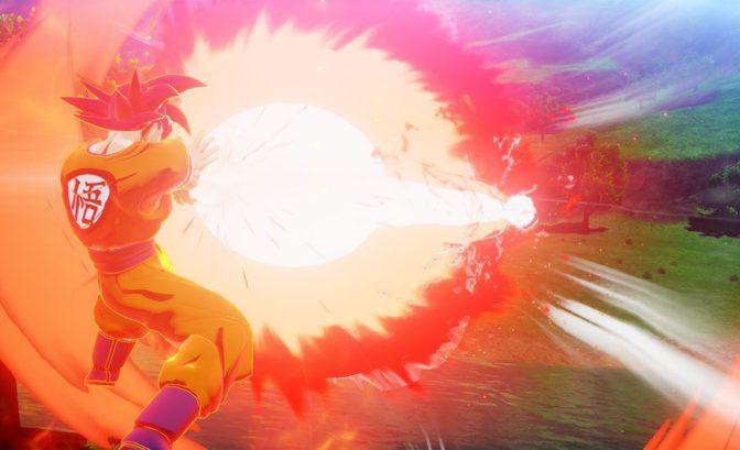 Dragon Ball kakarot San goku
