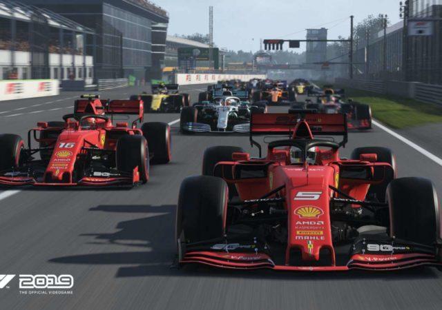La F1 organise des Grand Prix sur F1 2019 pour remplacer les GP reportés