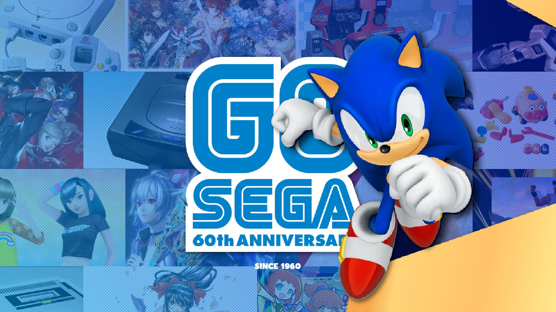 GO SEGA 60