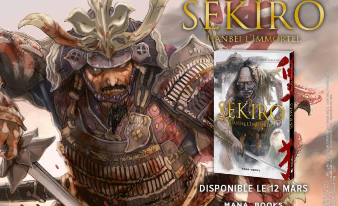 Manga Sekiro : Hanbei l'Immortel
