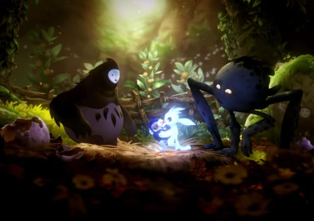 Ori and the will of the wisps début persos