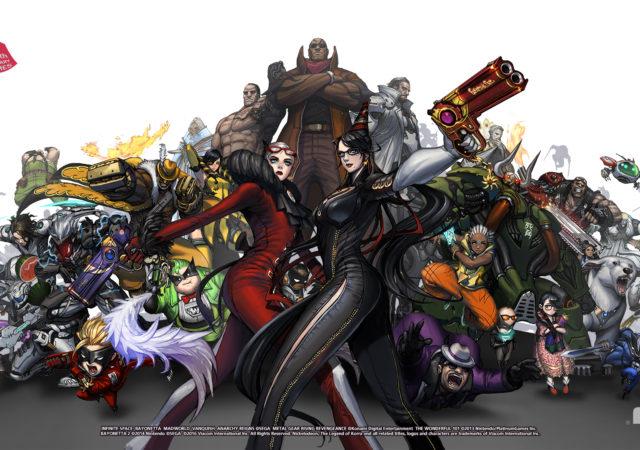 Platinum Games - Ribambelle de héros