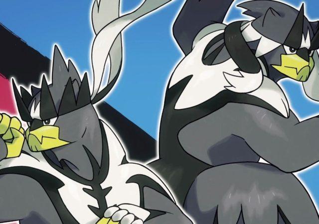 Pokémon Épée et Bouclier - Shifours