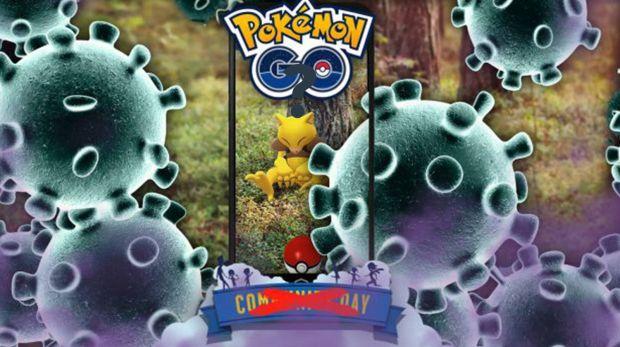Pokémon GO - Coronavirus
