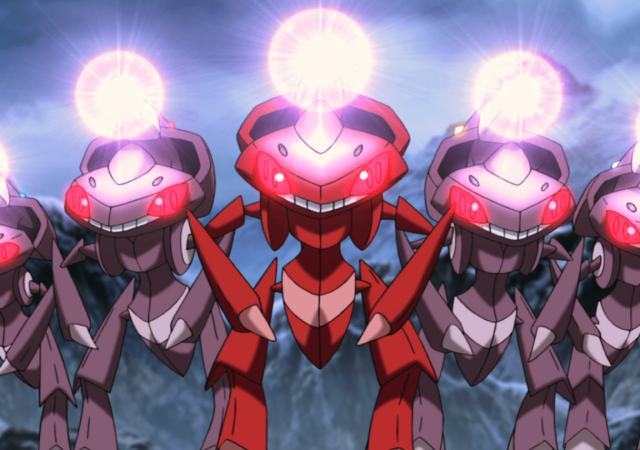 Pokémon GO - Genesect