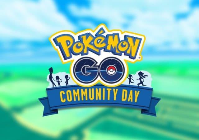 Pokémon GO - Journée de la Communauté 2