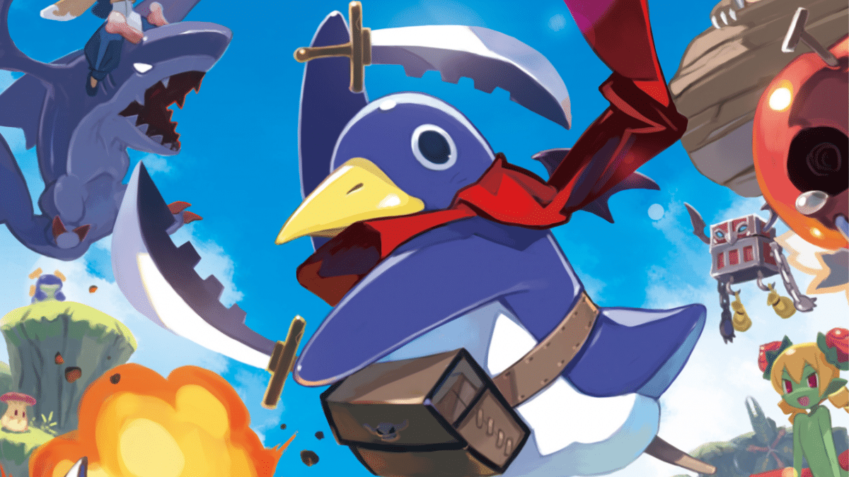 Prinny 1•2: Exploded and Reloaded artwork