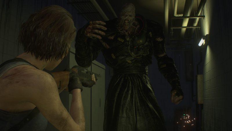resident evil 3 nemesis pompe