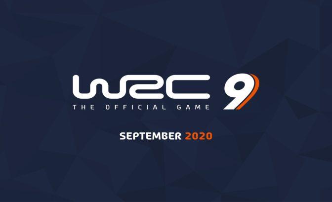 WRC 9 date de sortie