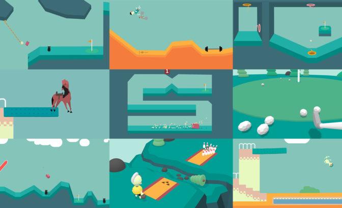 5 jeux à la physique canon