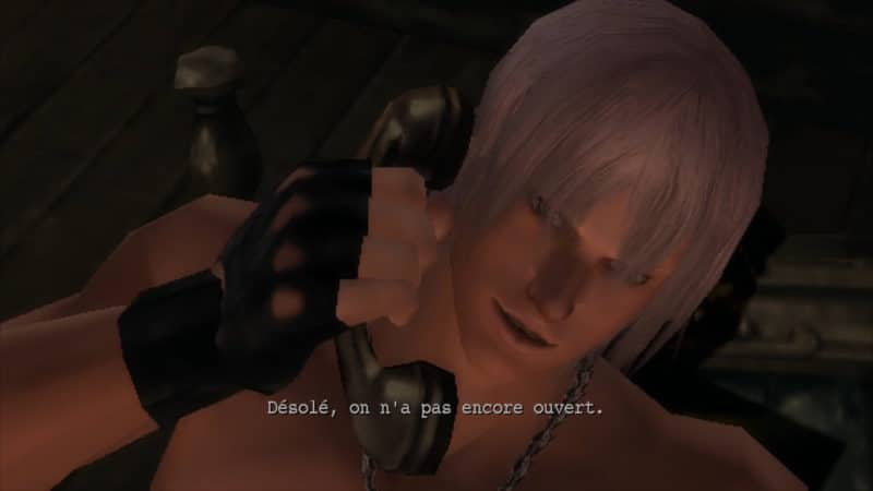 test Devil May Cry 3 Switch