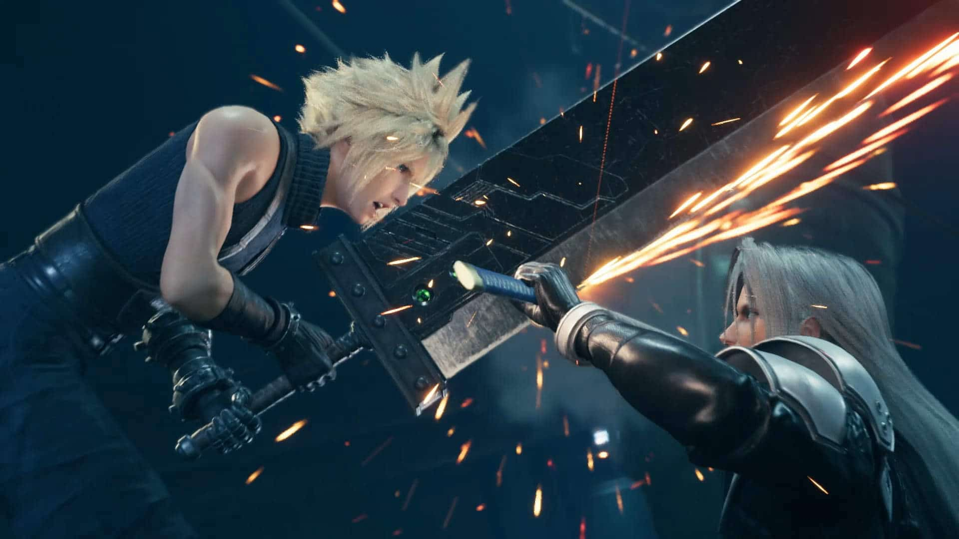 final fantasy VII Remake démo PS4