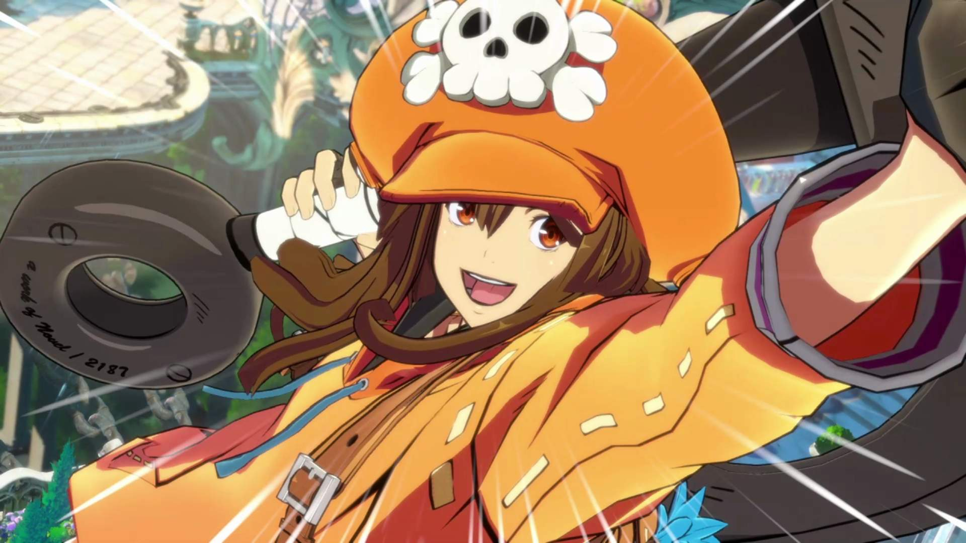 guilty gear strive - may