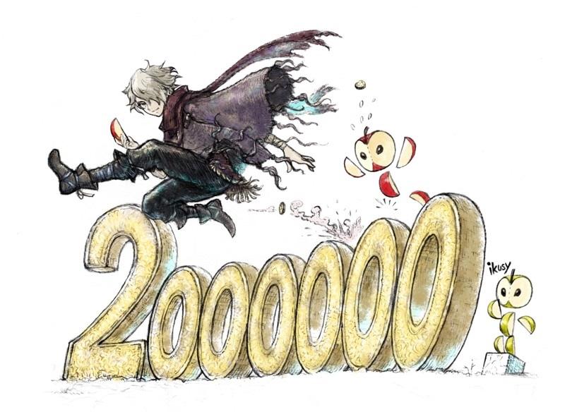 octopath traveler - 2 millions de ventes