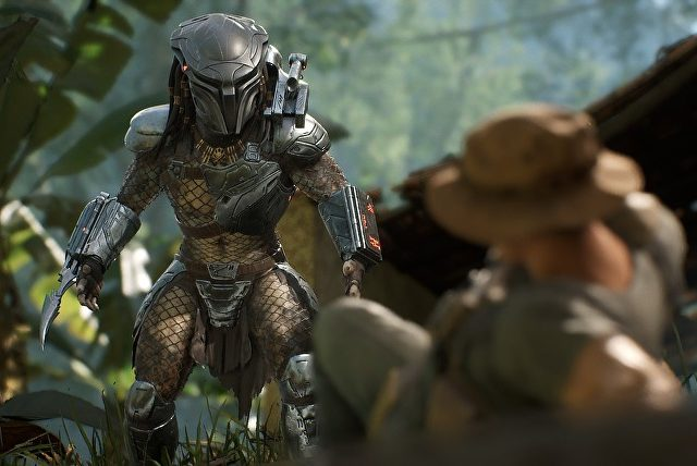 Preview : Predator Hunting Grounds
