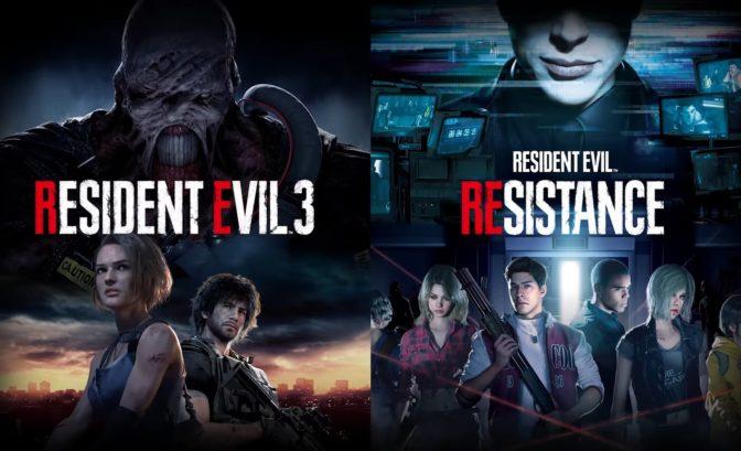 resident evil 3 x resistance