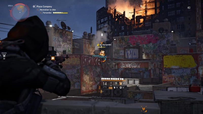 The Division 2: Warlords of New York prime