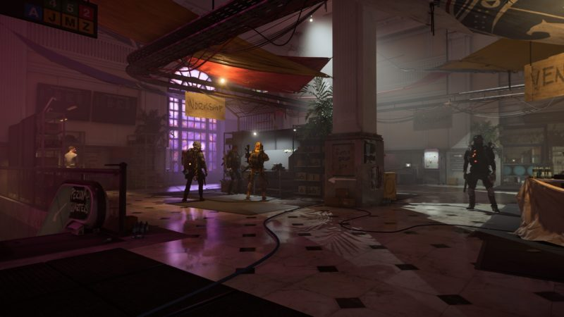 The Division 2: Warlords of New York heaven
