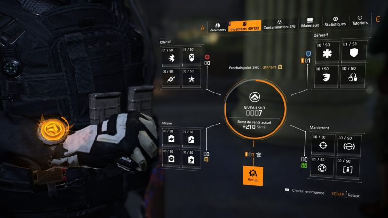 The Division 2: Warlords of New York shd