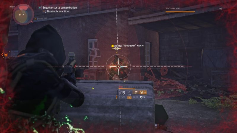 The Division 2: Warlords of New York fight 2