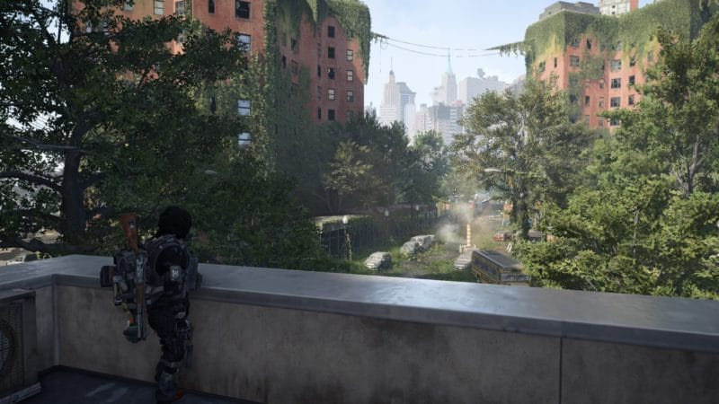 The Division 2: Warlords of New York street 2
