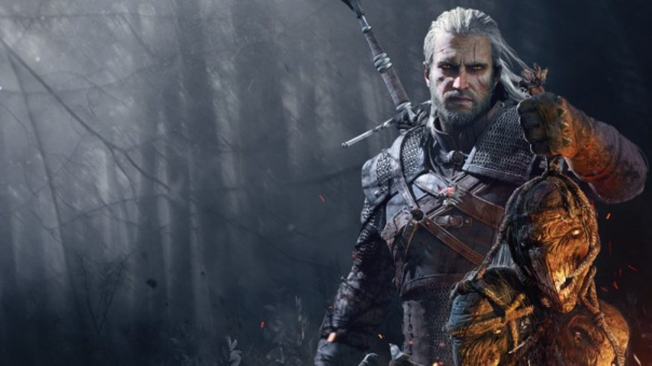 The Witcher sorceleur chasse tête