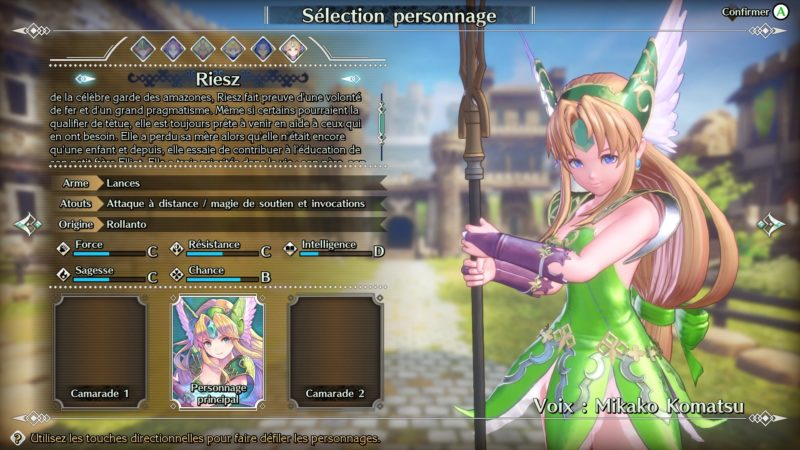 trials of mana sélection personnage