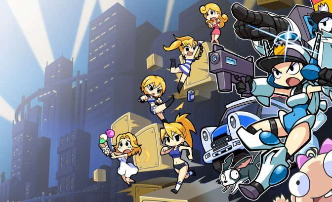 3DS - Mighty Switch Force