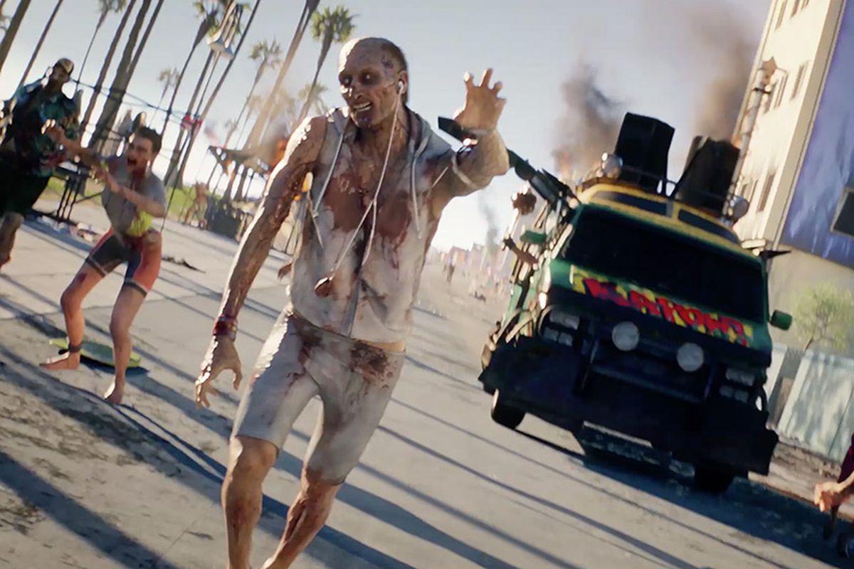 Dead Island 2 - Course zombie