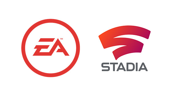 Collaboration EA & Stadia