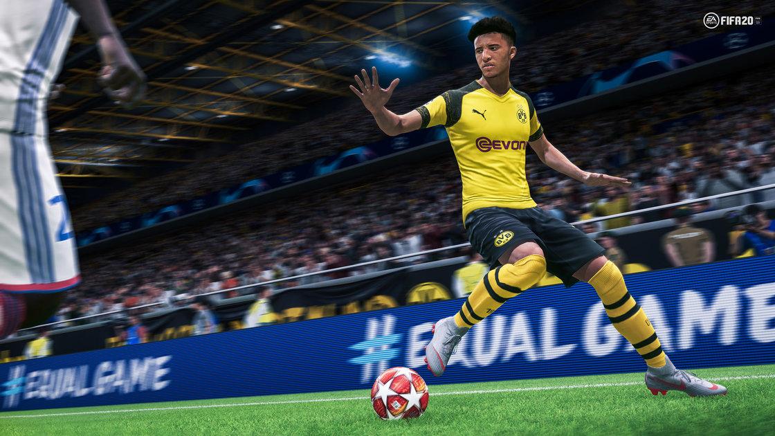 gameplay FIFA 21