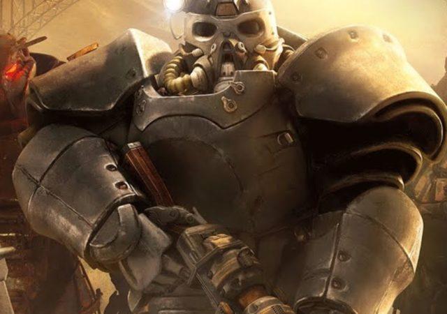 Fallout 76 armure assisté